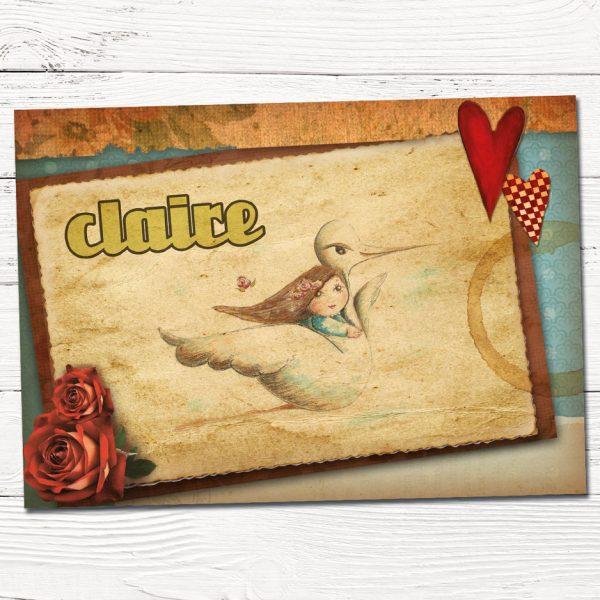 geboortekaartje-Claire-hierbenik-1